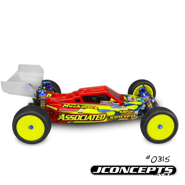 JConcepts F2 Body For The Team Associated B6 & B6D (5)