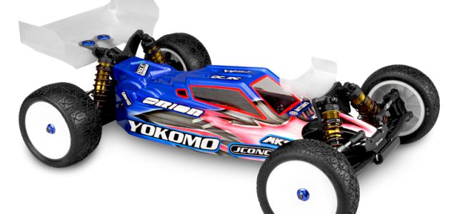 JConcepts Yokomo YZ-2 F2 Body [VIDEO]