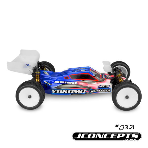JConcepts F2 Body For The Yokomo YZ-2 (5)