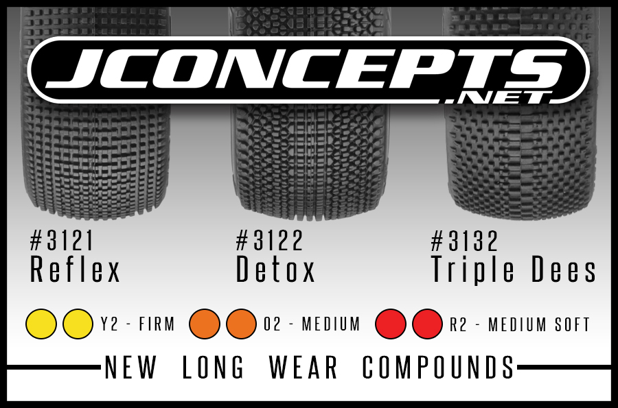 JConcepts Releases 1_8 Tires In Long Wear Compounds (4)