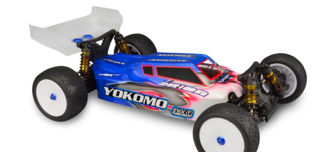 JConcepts S2 Body For The Yokomo YZ-4