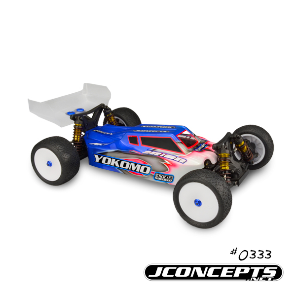 JConcepts S2 Body For The Yokomo YZ-4 (2)
