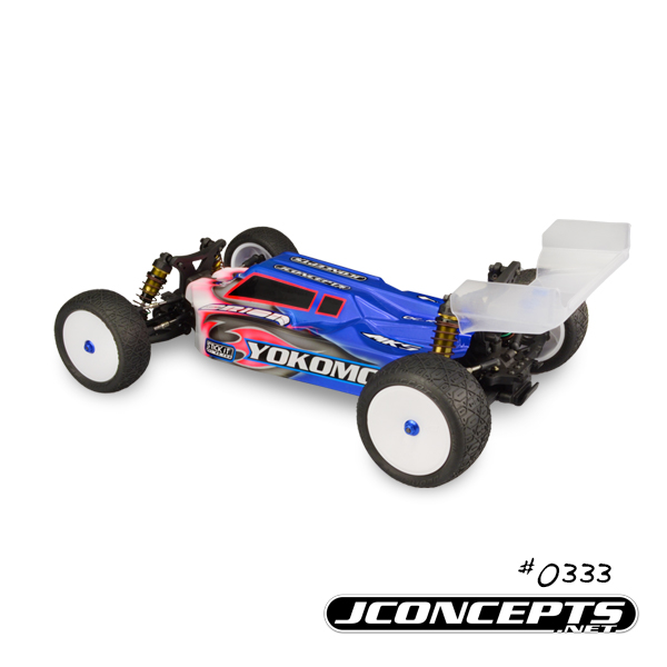 JConcepts S2 Body For The Yokomo YZ-4 (3)
