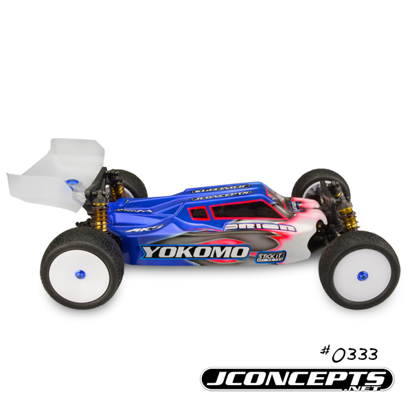 JConcepts S2 Body For The Yokomo YZ-4 (5)