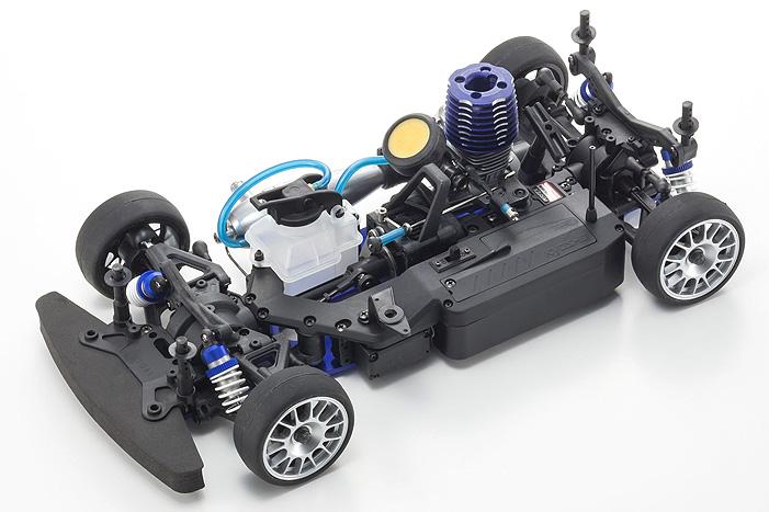 Kyosho ReadySet Audi R8 LMS Red GP FW-06 PureTen (2)