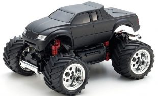Kyosho Readyset MINI-Z Monster Truck [VIDEO]
