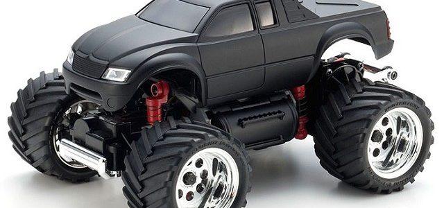 Kyosho Readyset MINI-Z Monster Truck [VIDEO]