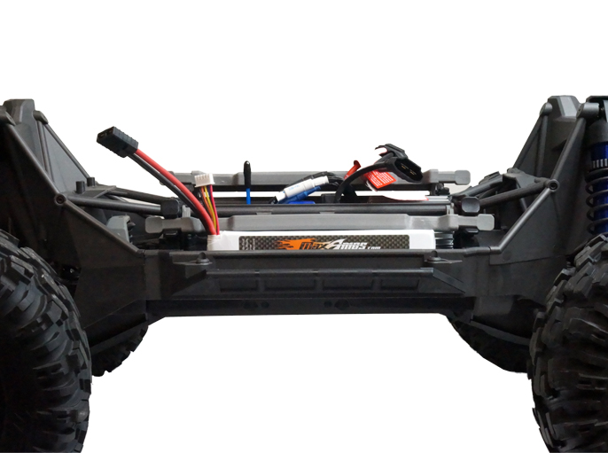 MaxAmps 9000XL 4s 14.8V X-Maxx Pair (2)