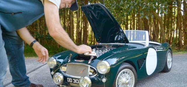 These 1/2 Scale Austin Healey Replicas Are Amazing