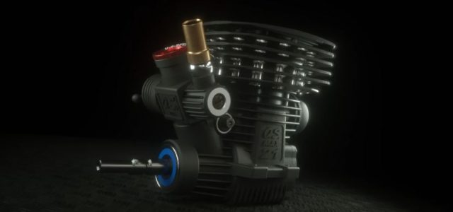 O.S. Speed B2102 1/8 Competition Buggy Engine [VIDEO]