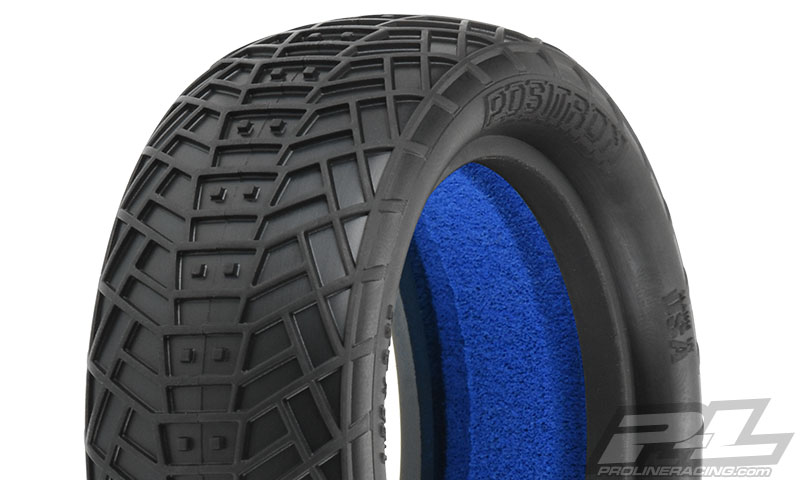 "Pro-Line Positron 2.2"" 2wd & 4wd M4_MC Buggy Front Tires (1)"