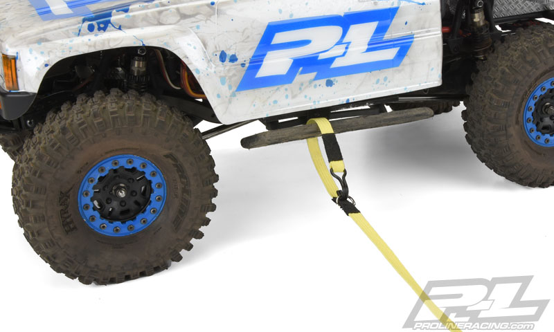 Pro-Line Scale Recovery Tow Strap With Duffel Bag (6)
