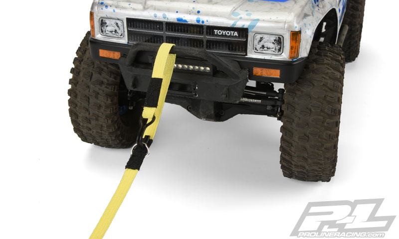 Pro-Line Scale Recovery Tow Strap With Duffel Bag (7)