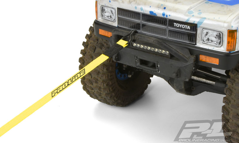 Pro-Line Scale Recovery Tow Strap With Duffel Bag (9)