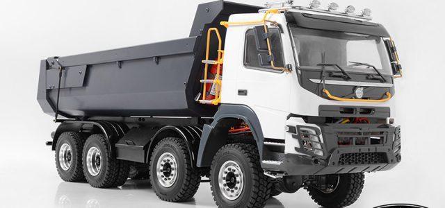 RC4WD RTR 1/14 8x8 Armageddon Hydraulic Dump Truck - RC ...