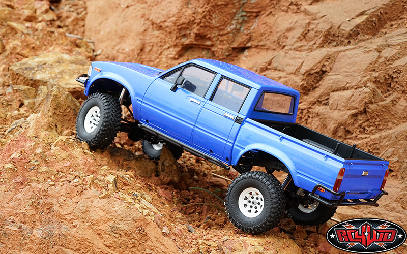 RC4WD Trail Finder 2 RTR LWB With Mojave II 4 Door Body (1)