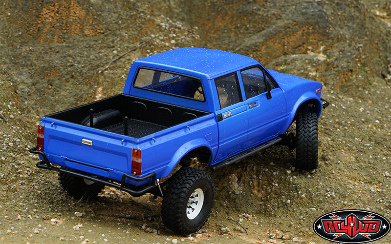 RC4WD Trail Finder 2 RTR LWB With Mojave II 4 Door Body (2)