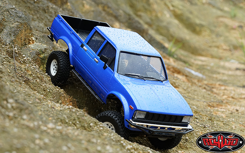 RC4WD Trail Finder 2 RTR LWB With Mojave II 4 Door Body (3)