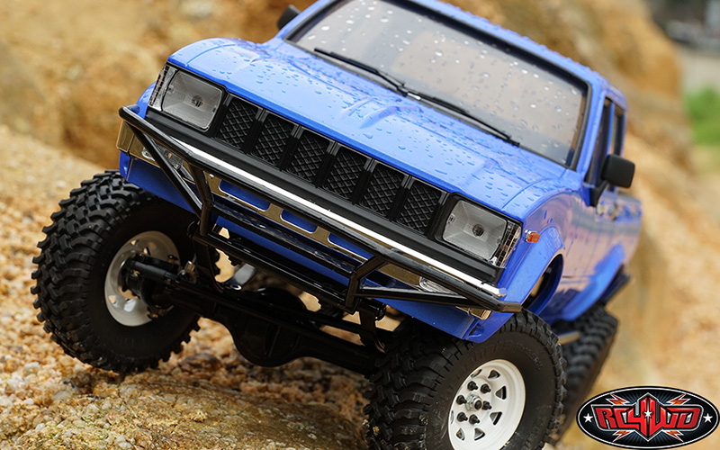 RC4WD Trail Finder 2 RTR LWB With Mojave II 4 Door Body (7)