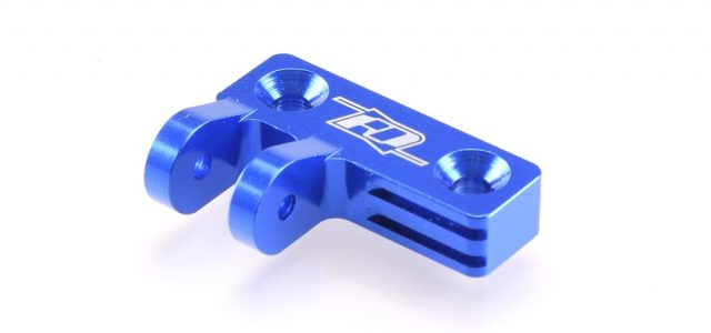 RDRP Team Associated RC8B3 Aluminium Chassis Brace Rear Mount