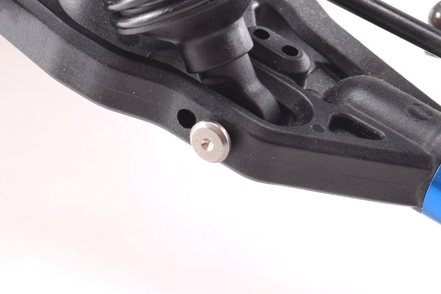 RDRP RC8B3 Titanium Shock Pins (3)