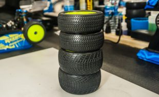 Reedy Race Keeps Tire Rules Tight