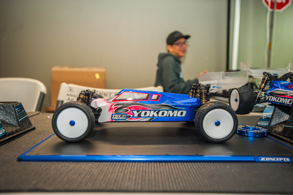 JConcepts didn't forget about Maifield's Yokomo YZ-4 and have a new S2 body for that as well.