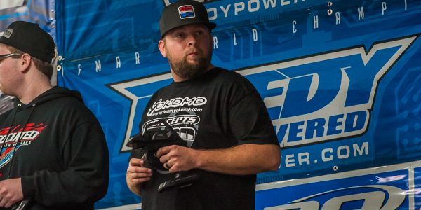 Under the Hood: Ryan Maifield's Yokomo YZ-4