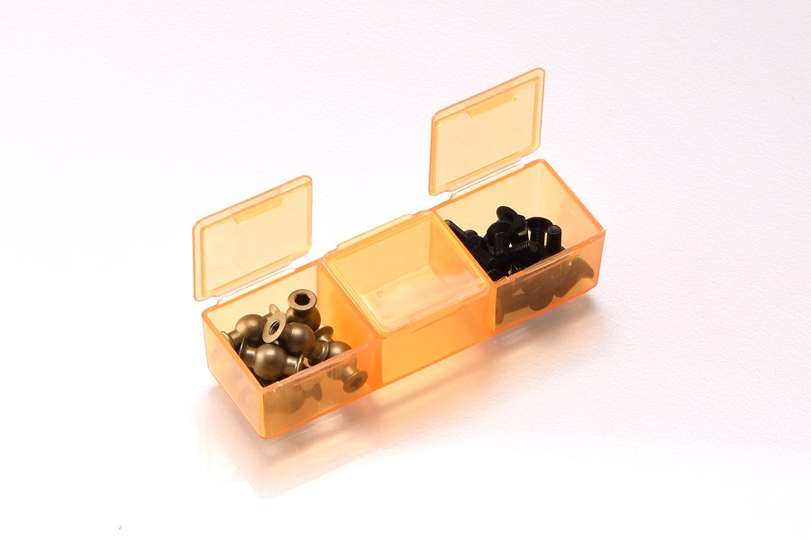 RUDDOG 21 Compartment Hardware Box (3)