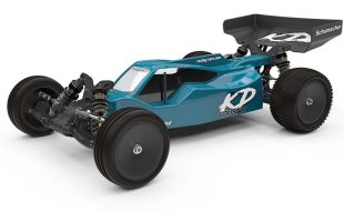 Schumacher 1/10 Cougar KD Dirt Spec 2WD Buggy