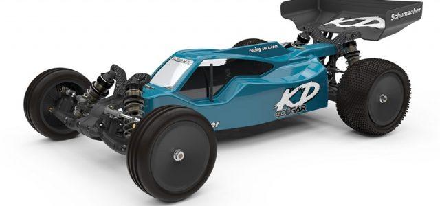 Schumacher 1/10 Cougar KD Dirt Spec 2WD Buggy