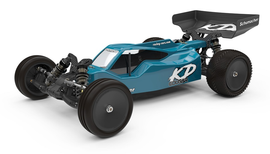 Schumacher 1_10 Cougar KD Dirt Spec 2WD Buggy (1)
