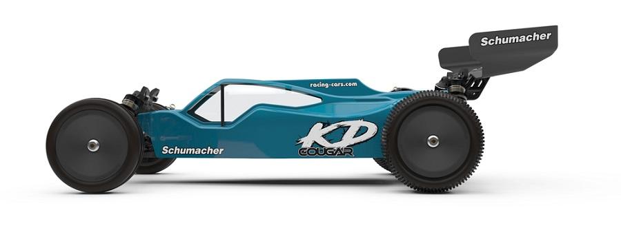 Schumacher 1_10 Cougar KD Dirt Spec 2WD Buggy (11)