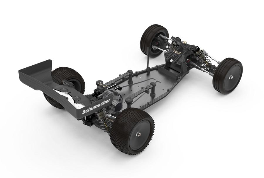 Schumacher 1_10 Cougar KD Dirt Spec 2WD Buggy (8)