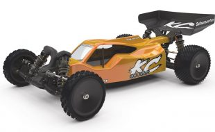 Schumacher Cougar KC Astro/Carpet 2wd Buggy [VIDEO]