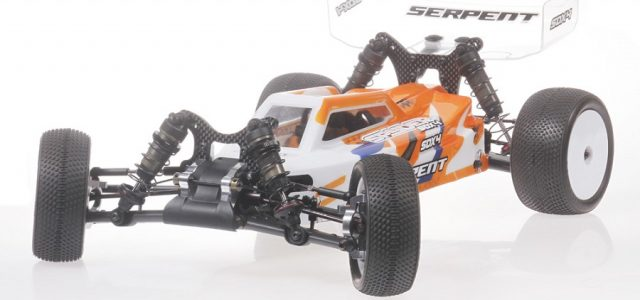 Serpent Spyder SDX4 4wd Off-Road Buggy Kit