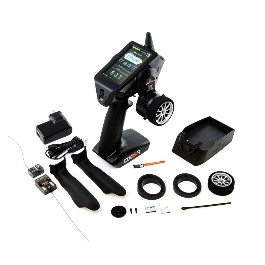 Spektrum DX6R Now Available With SR2010 Receiver (1)