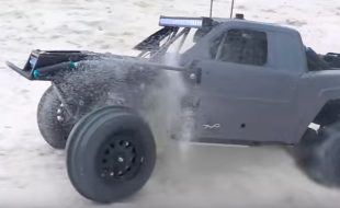 RC Suspension In Slow-Motion Is Pretty Wild [VIDEO]