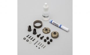 TLR Aluminum Gear Diff Set For 22 Series Vehicles