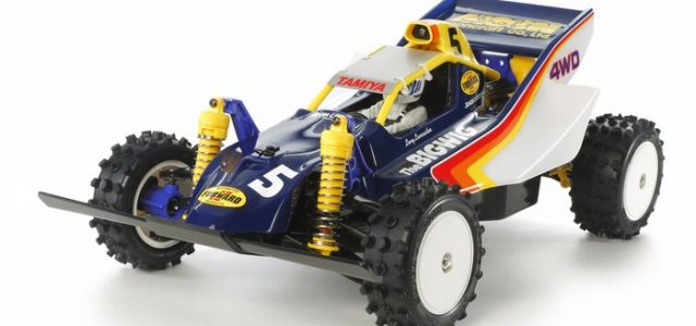 Tamiya Brings Back the BIGWIG!
