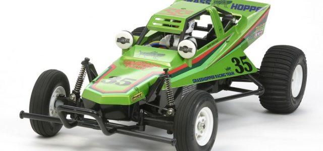 Tamiya's Grasshopper Returns, Now In Green Edition