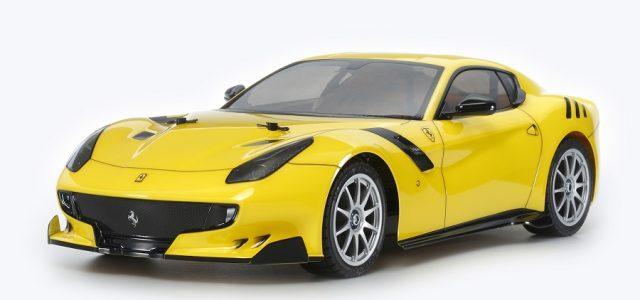Tamiya F12tdf (TT-02)