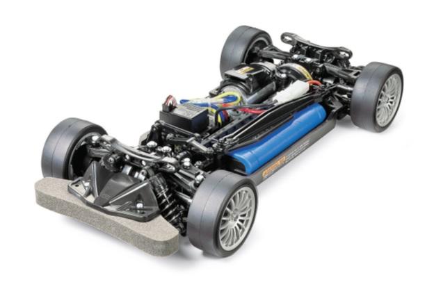Tamiya F12tdf (TT-02) (2)