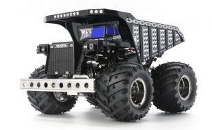 Tamiya Limited Edition Metal Dump Truck
