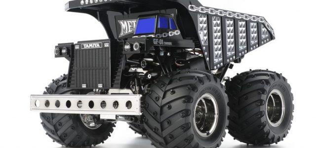 Tamiya Limited Edition Metal Dump Truck
