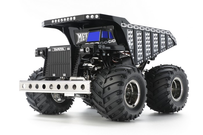 Tamiya Limited Edition Metal Dump Truck (1)