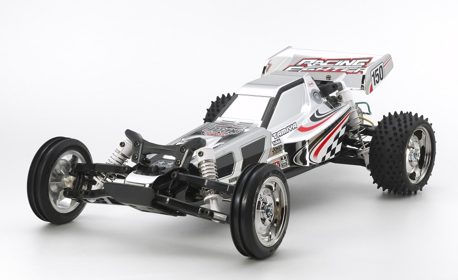 Tamiya Limited Edition Racing Fighter Chrome Metallic (DT-03)