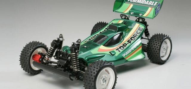 Tamiya Limited Edition Top-Force (2017)