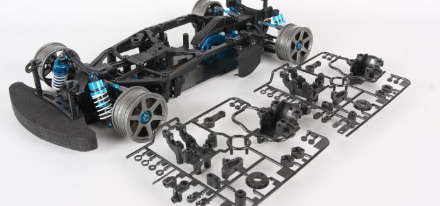 Tamiya Options Parts For The TA-07 Pro On-Road Touring Car
