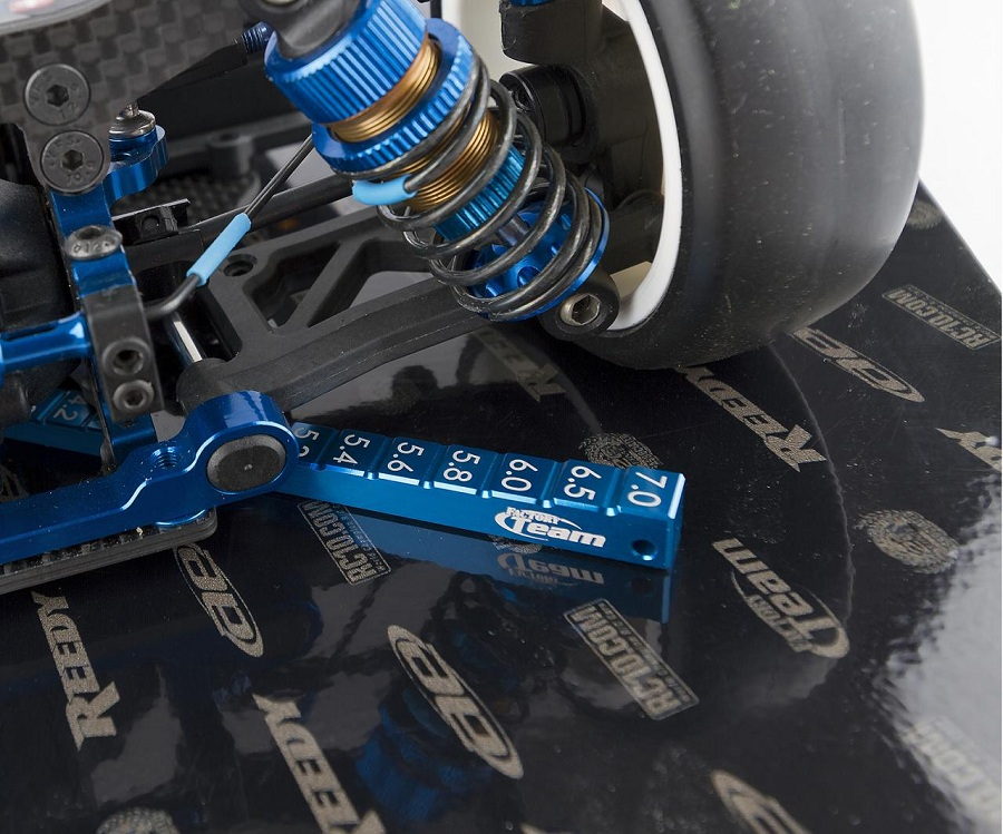 Team Associated Factory Team TC Ride Height Gauge (2)